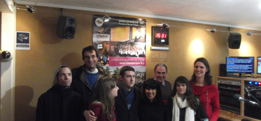 """Emission """"café Asperger"""" avec Josef Schovanec, Matthieu Lancelot et Marie-Paule Blum"""