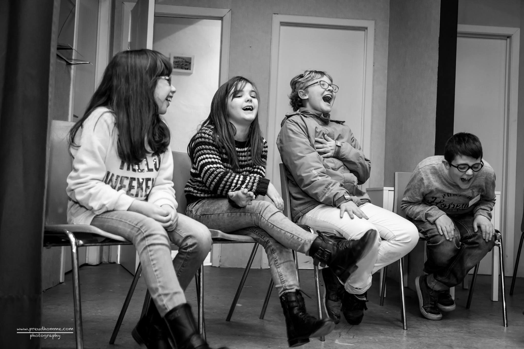 #théâtre_thérapeutique_enfant_algerie