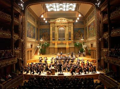 Sortie avec les enfants à l'Orchestre Royal Philarmonique de Liège
